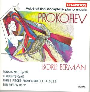 Prokofiev - Complete Piano Music Volume 6