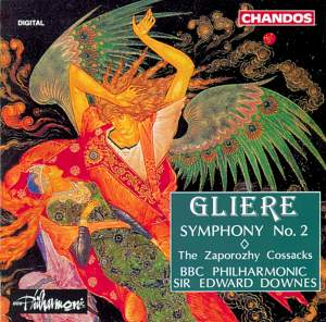Glière: Symphony No. 2 & The Zaporozhy Cossacks