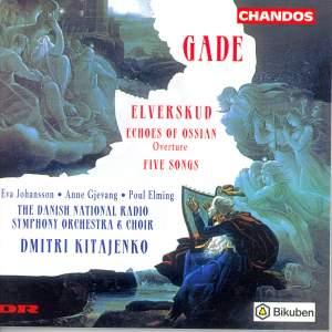 Gade, N: Elverskud Op. 30, etc.