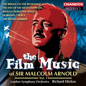 The Film Music of Sir Malcolm Arnold Volume 1 Product Image