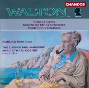 Walton: Viola Concerto, etc.