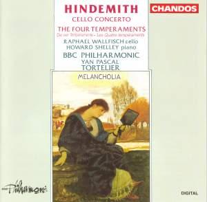 Hindemith: Cello Concerto & The Four Temperaments