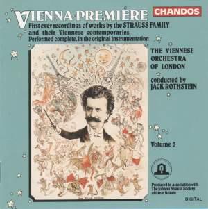 Vienna Premiere, Vol. 3
