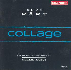 Arvo Pärt: Collage