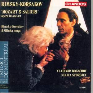 Rimsky Korsakov: Mozart & Salieri, Op. 48, etc.