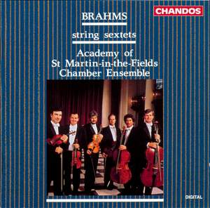 Brahms: String Sextets 1 & 2