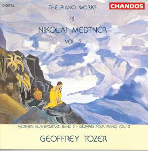 The Piano Works of Nikolai Medtner Volume 2