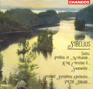 Sibelius: Pelléas and Mélisande Suite, Movements from Swanwhite Suite