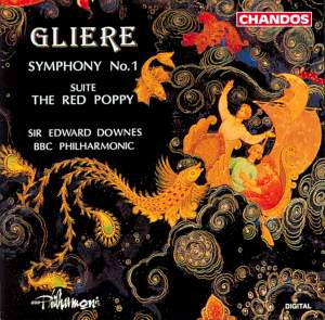 Glière: Symphony No. 1 & The Red Poppy