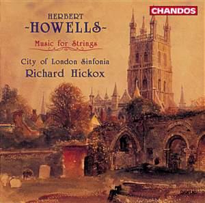Herbert Howells: Music for Strings