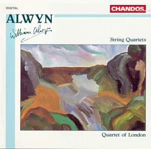 Alwyn: String Quartets