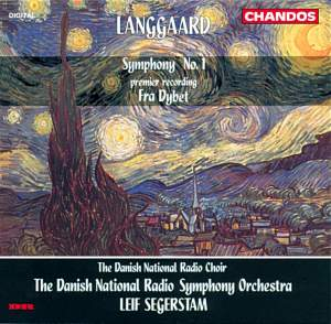 Langgaard, R: Symphony No. 1 'Klippepastoraler' (Pastoral of the Rocks), etc.