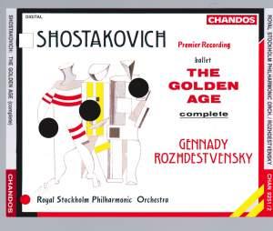 Shostakovich: The Golden Age (complete)