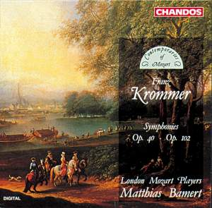 Contemporaries of Mozart - Franz Krommer
