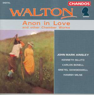 Walton - Anon in Love