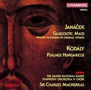 Janacek & Kodaly: Choral Works