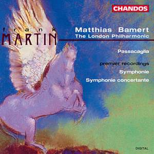 Frank Martin - Symphonies Product Image