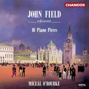 John Field - 16 Piano Pieces