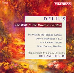 Delius: Orchestral Works Product Image