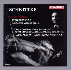 Schnittke: Concerto Grosso No. 6 & Symphony No. 8