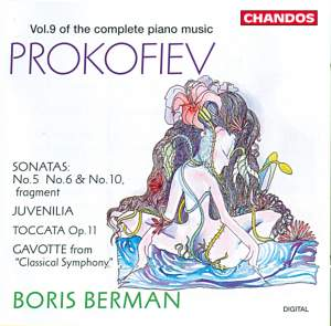 Prokofiev - Complete Piano Music Volume 9