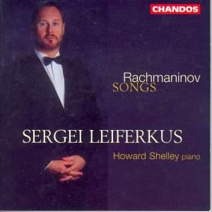 Rachmaninov - Songs For Baritone
