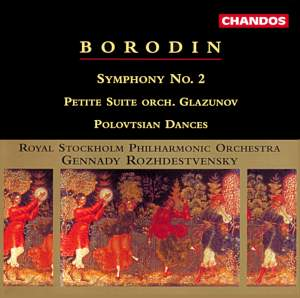 Borodin: Symphony No. 2 in B minor, etc.