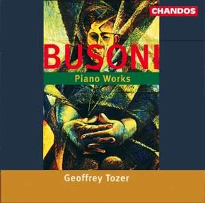Busoni/Bach - Piano Works