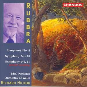 Rubbra: Symphony No. 4, Op. 53, etc.