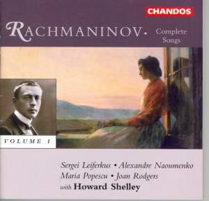 Rachmaninov: Songs, Vol. 1