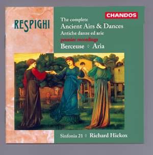 Respighi: Ancient Airs & Dances