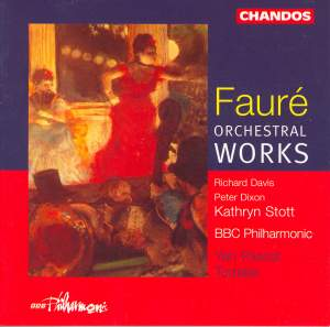 Faure: Orchestral Works Product Image