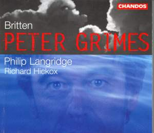 Britten: Peter Grimes Product Image