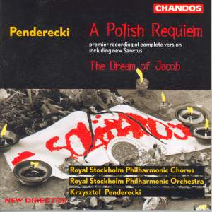 Penderecki: A Polish Requiem & The Dream of Jacob