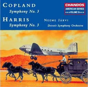 Harris, Roy: Symphony No. 3, etc.