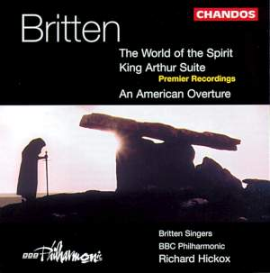 Britten - The World of the Spirit