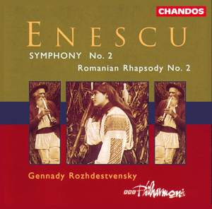 Enescu: Romanian Rhapsody & Symphony No. 2