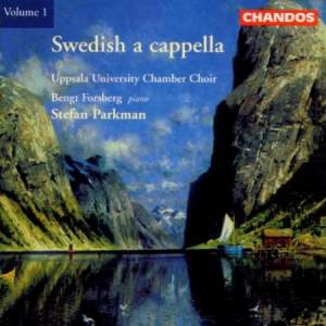 Swedish a cappella, Vol. 1