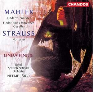 Mahler: Kindertotenlieder & Lieder eines fahrenden Gesellen