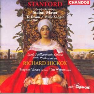 Stanford: Stabat Mater, Op. 96, etc.