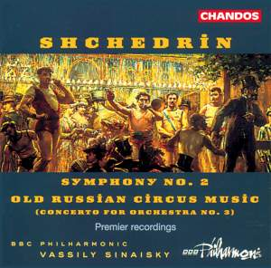 Shchedrin: Old Russian Circus Music