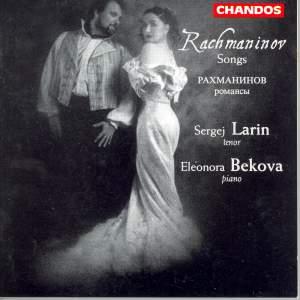 Rachmaninov: Songs for Tenor Product Image