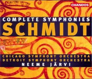 Franz Schmidt - Complete Symphonies