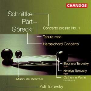 Schnittke: Concerto Grosso No. 1, etc.