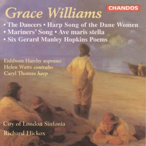 Grace Williams: The Dancers & Six Poems of Gerard Manley Hopkins