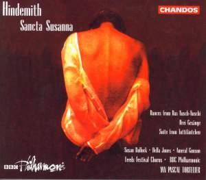 Hindemith: Sancta Susanna Product Image