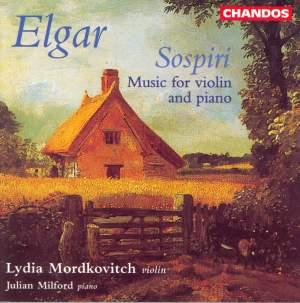 Elgar - Music for Violin & Piano