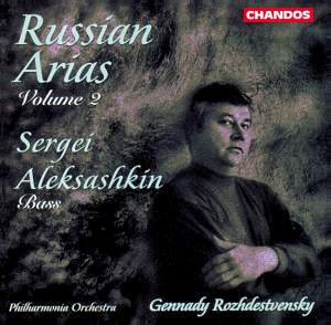 Russian Arias, Vol. 2 Product Image
