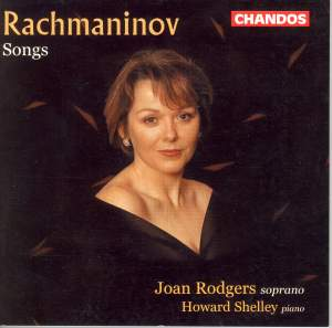 Rachmaninov: Songs for Soprano