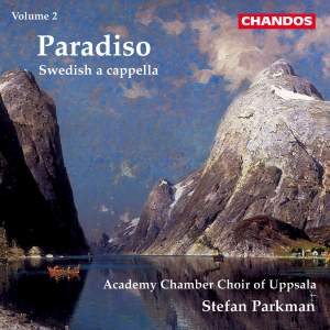 Swedish a cappella, Vol. 2: Paradiso Product Image